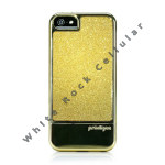Apple iPhone 5/5S/i5S Prodigee Case Sparkle Fusion Gold