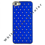 Apple iPhone 5/5S/i5S Shield Chrome Diamond Blue