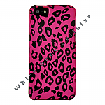 Apple iPhone 5/5S/i5S Shield Leopard Hot Pink